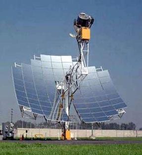 Solar Stirling