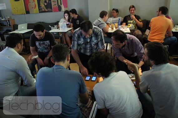 12ο Techblog Workshop Αθήνα