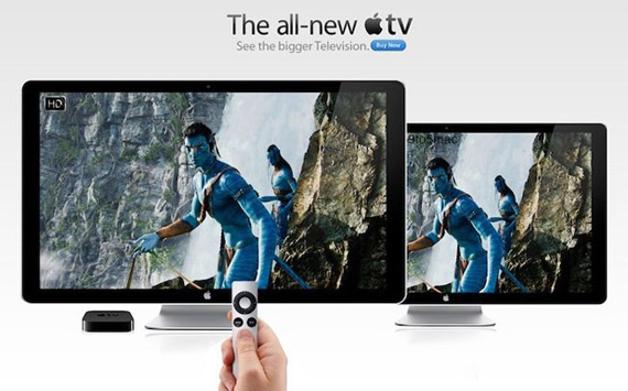 Apple TV iOS