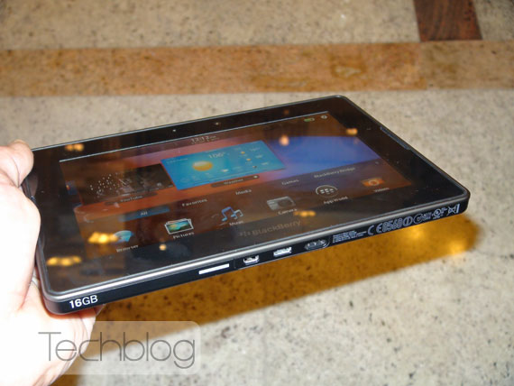 BlackBerry PlayBook Techblog.gr