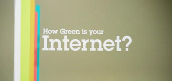 Πράσινο ίντερνετ