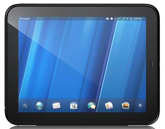 HP TouchPad, Η ίδια η HP πειραματίζεται με το Android