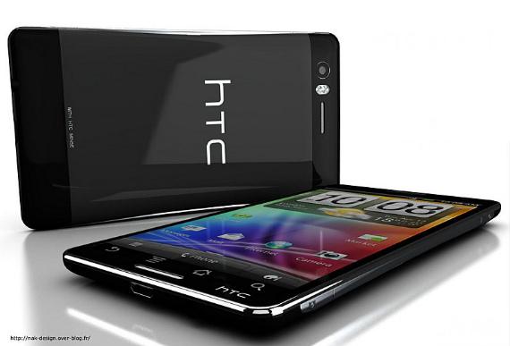 HTC Blast concept phone