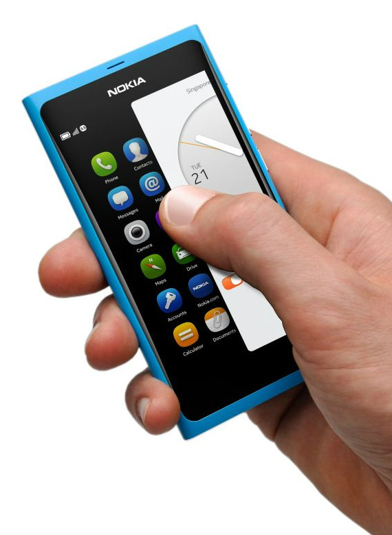 Nokai N9 MeeGo