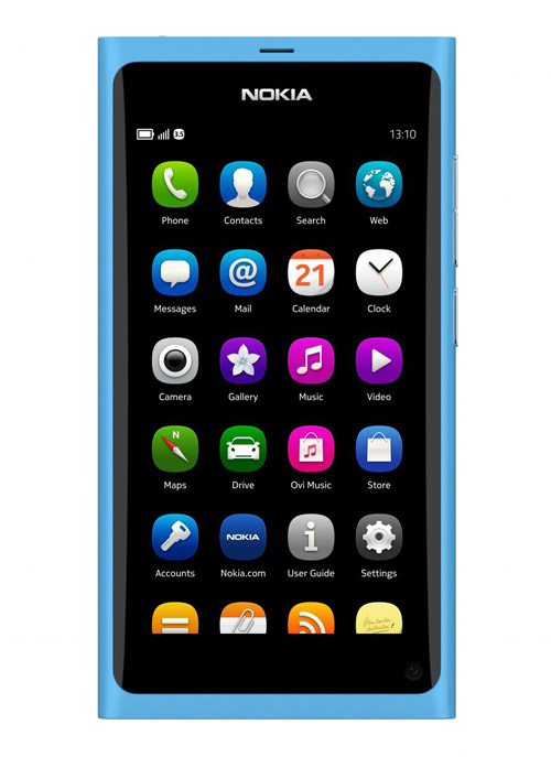 Nokia N9 official