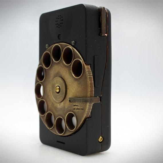 Rotary mechanical