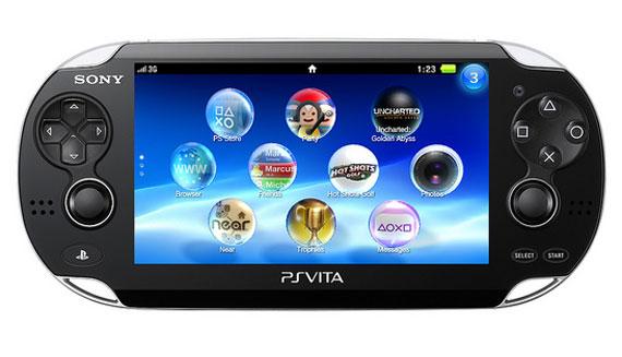 Sony PlayStation Vita, Θαυμάστε το κουκλίστικο λειτουργικό του