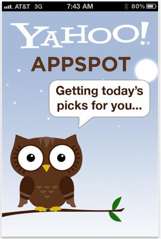 Yahoo AppSpot