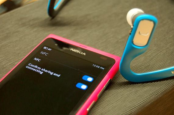 Nokia N9 φωτογραφίες hands-on