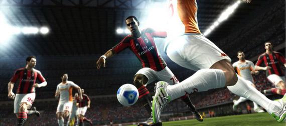 PES 2012, Απόν από το Xbox 360 το πρώτο demo
