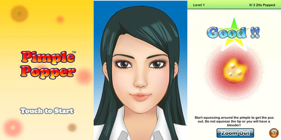 pimple popper android application