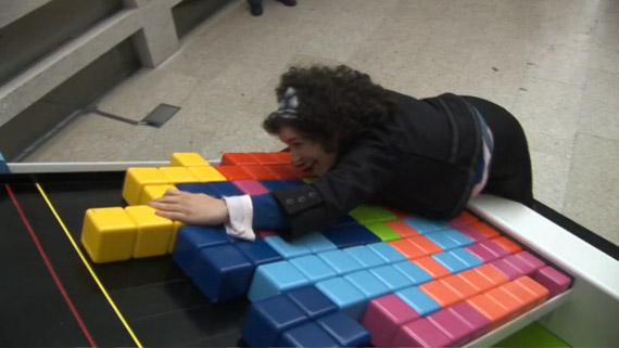 Analog Tetris