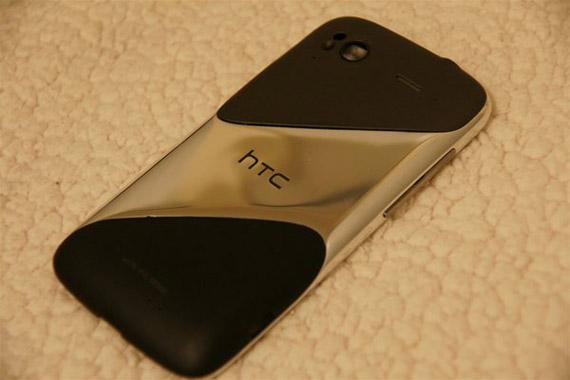 HTC Sensation Chrome Polished Frame