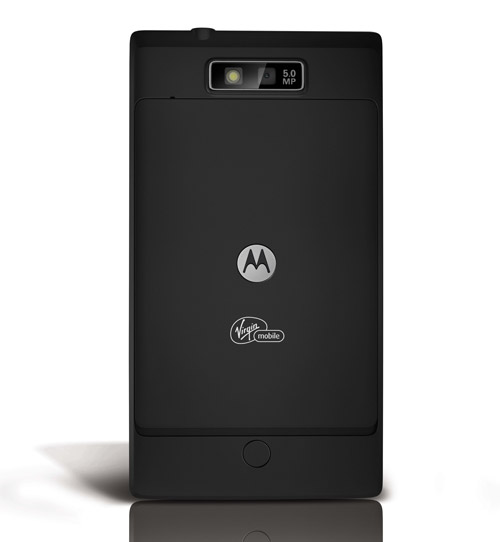 Motorola Triumph Virgin Mobile USA