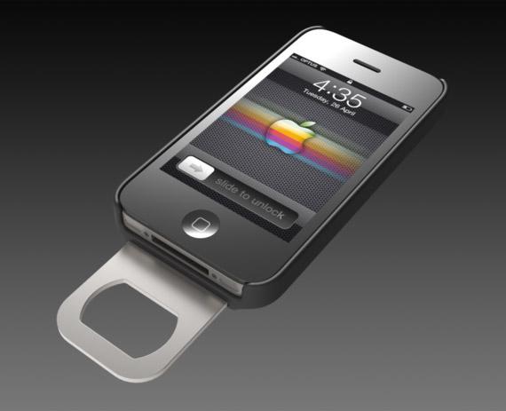 Opena iPhone 4