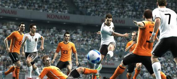 PES 2012 Konami