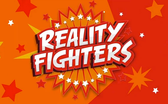 Reality Fighters Sony PS Vita