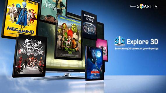 Samsung SmartTV UI