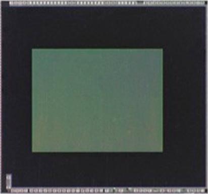 Toshiba CMOS 8 Megapixels