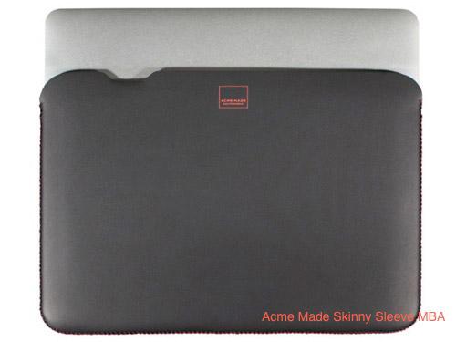 Acme Made Skinny Sleeve MBA