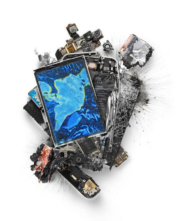 Apple haters, Φωτογραφίες από κατεστραμμένα Apple products