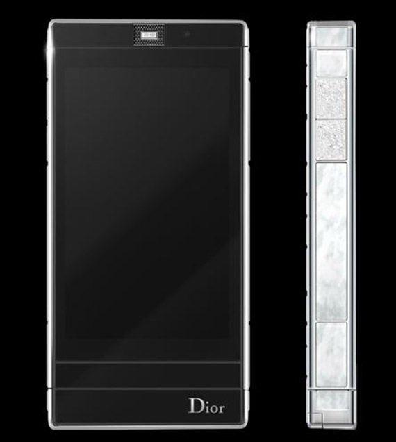 "Dior Phone ""Reverie"", Android κινητό με διαμάντια και χρυσό αξίας 97.000 ευρώ"