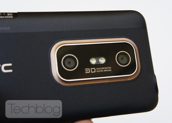 HTC Evo 3D ελληνικό βίντεο παρουσίαση