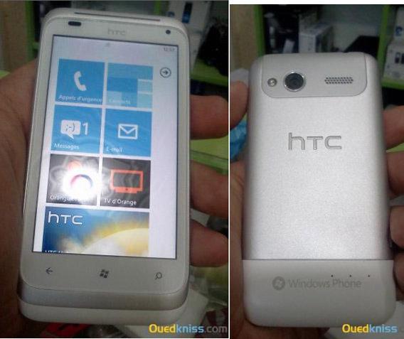 HTC Omega με Windows Phone Mango, Λίγο πριν την επίσημη ανακοίνωση