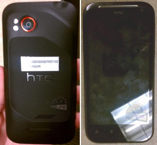 HTC Vigor, Οι πρώτες φωτογραφίες του διπύρηνου στο 1.5GHz