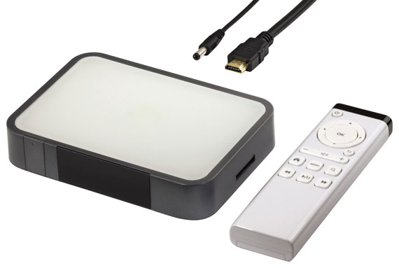 Hama Internet TV Box, Φέρνει το Android 2.2 στην οθόνη της τηλεόρασης