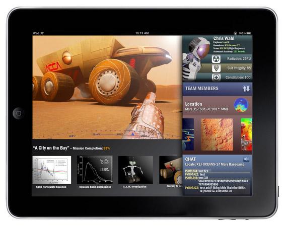 NASA Astronaut: Moon, Mars and Beyond, Προχωράει η ανάπτυξη του MMO game
