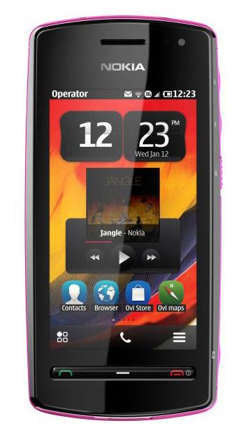 Nokia 600, Με Symbian Belle και πολύ δυνατό ήχο