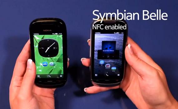 Nokia, Βάζει NFC σε όλα τα μελλοντικά μοντέλα Symbian smartphones
