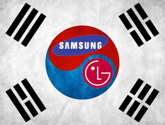 Samsung LG new OS Korea