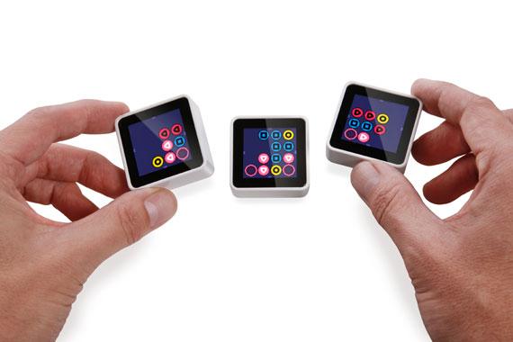 Sifteo Cubes, Ένα νέο διαδραστικό παιχνίδι [έρχεται]