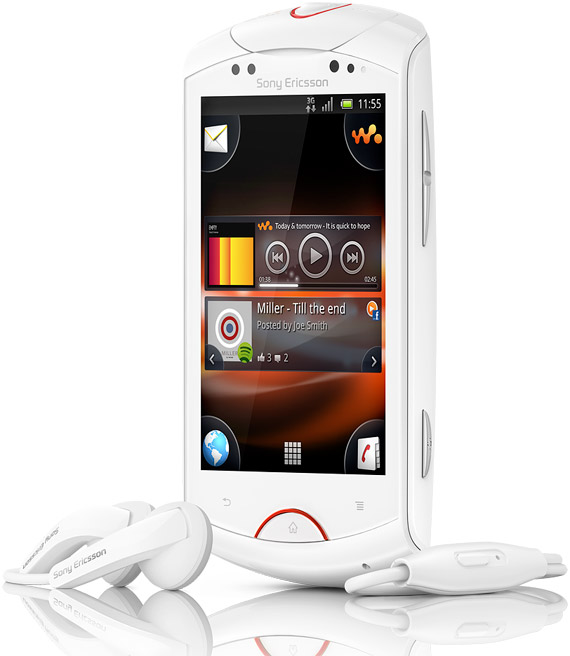 Sony Ericsson Live with Walkman, Αγαπάμε walkman phones!