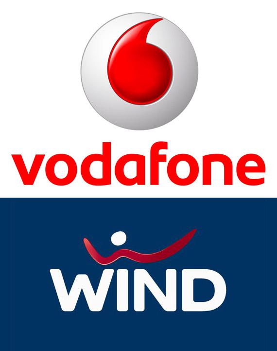 Η Vodafone εξαγοράζει τη WIND