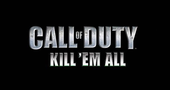 cod kill em all