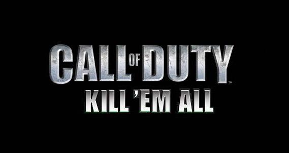 cod kill em all