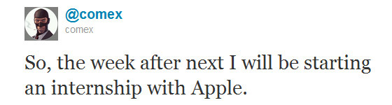 Ο δημιουργός του JailbreakMe θα ξεκινήσει πρακτική στην Apple