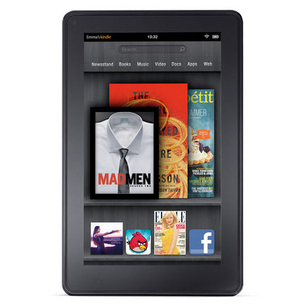 Amazon Kindle Fire, 7ιντσο Android tablet με 199 δολάρια