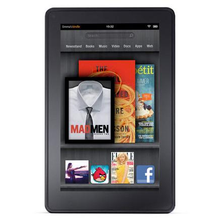 Amazon Kindle Fire, Δείτε το από μέσα [teardown]