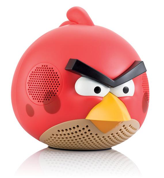 Angry Birds speaker, Ηχείο για να υποδεχθείς όπως πρέπει το επόμενο iPhone