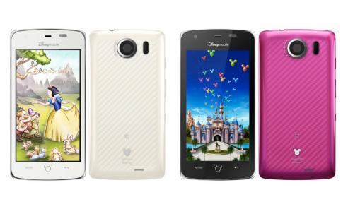 Disney Android smartphones με 2.3 Gingerbread