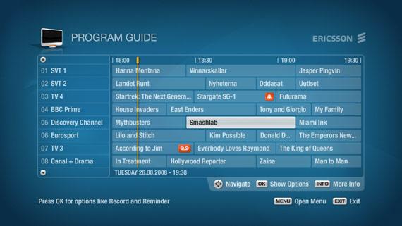 Ericsson, Πραγματοποιεί τη μεγαλύτερη παγκοσμίως IPTV αναβάθμιση