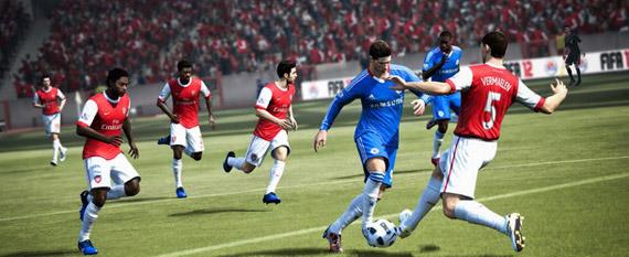 FIFA 2012, Διαθέσιμο το demo για download