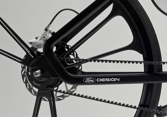 Ford E-Bike, Android ηλεκτρικό ποδήλατο