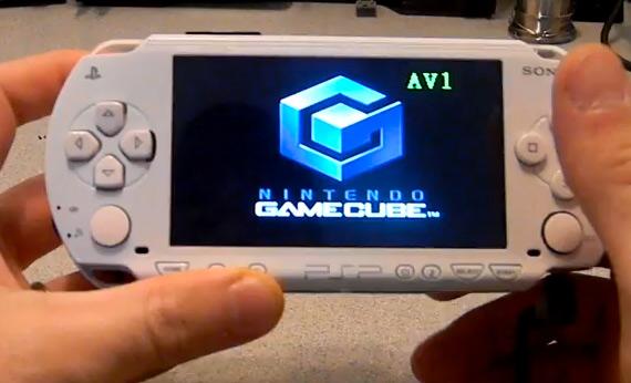 Το GameCube ξαναζεί μέσω… PSP
