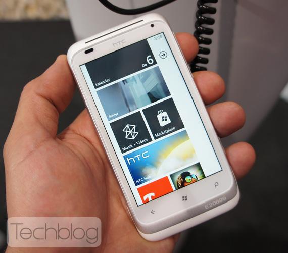 HTC Radar, Αναλυτικά τα πλήρη τεχνικά χαρακτηριστικά