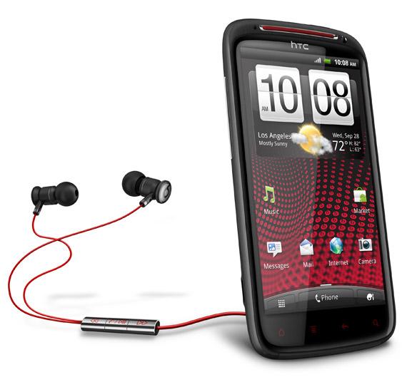 HTC Sensation XE, Διπύρηνο 1.5GHz με τεχνολογία ήχου Beats Audio
